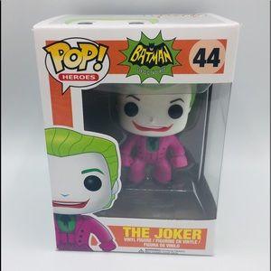 Funko POP! Batman Classic TV Series The Joker